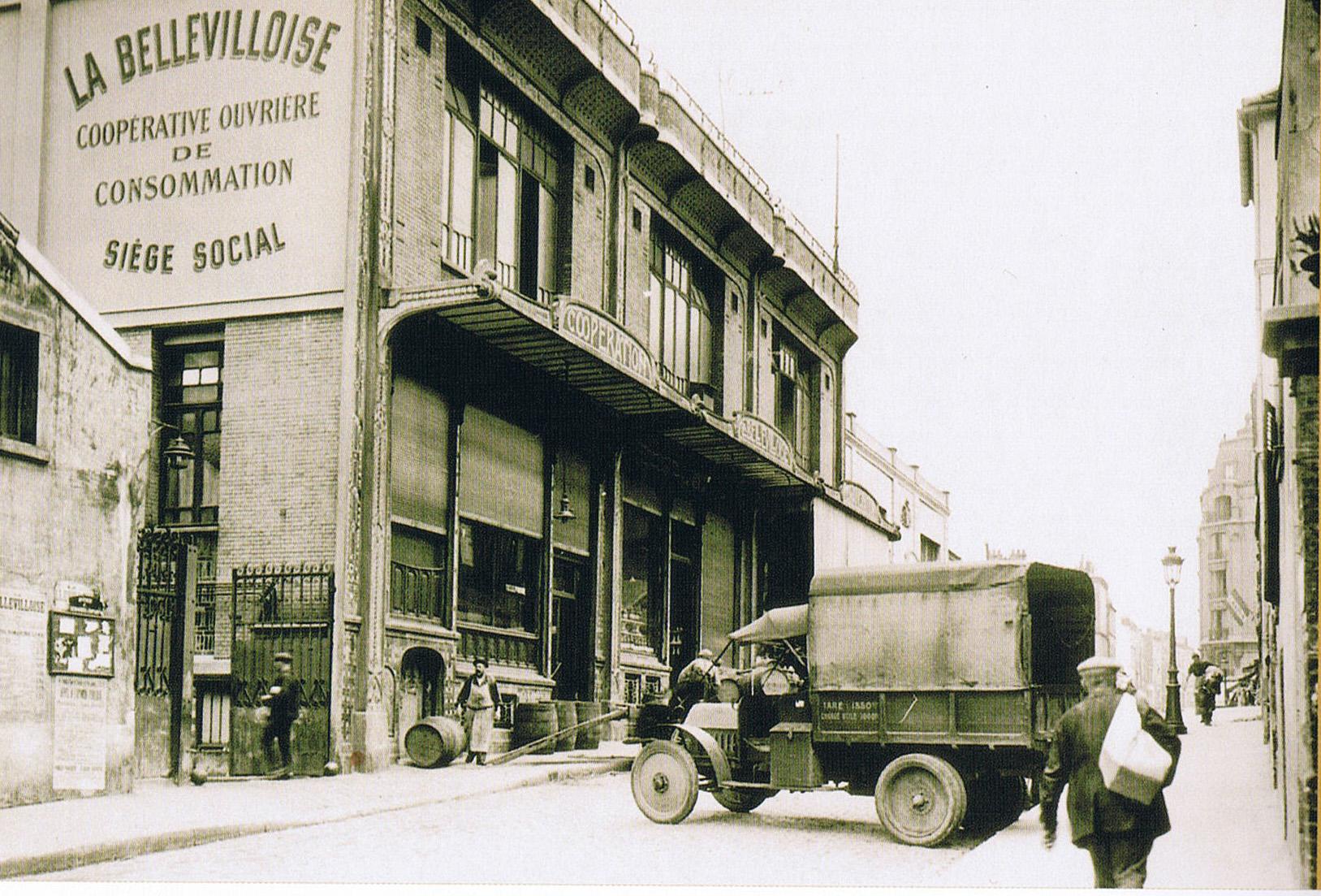 Facade 1910 bd